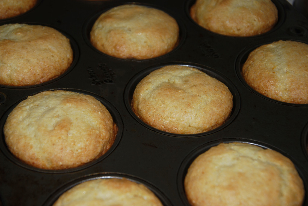 islander muffins baked tropical