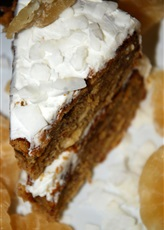 Florida hummingbird cake