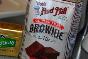 bob's red mill baking mixes brownie browny no gluten