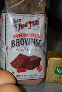 bob's red mill gluten free baking mix chocolate fudgy brownies