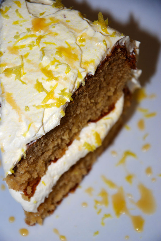 lemon meringue cake lemon zest how to make swiss meringue frosting