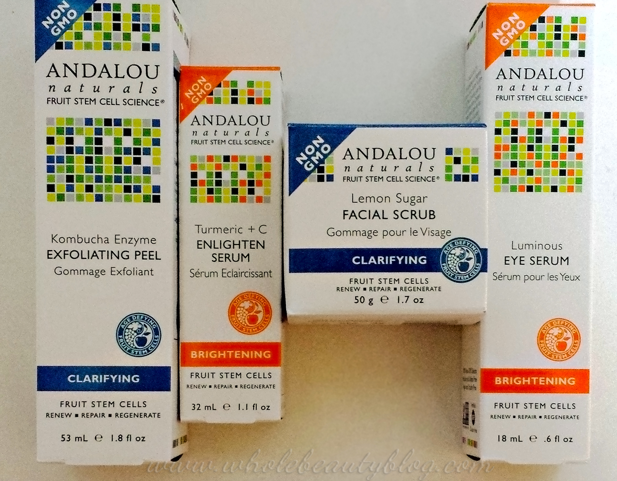 andalou naturals product review by delectably different kitchen