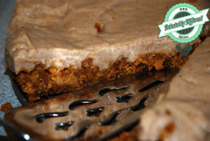 Gingersnap Spice Cream Pie Gluten Free