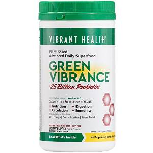 green vibrance what is a healthy lifestyle discussion with DDK