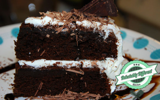 the perfect chocolate cake recipe for gluten-free eaters