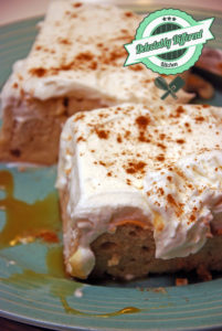 Spiced Tres Leches Cake